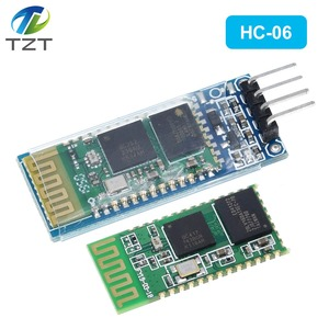 Image 2 - HC06 HC 06 Wireless Serial 4 Pin Bluetooth RF Transceiver Module RS232 TTL for Arduino bluetooth module