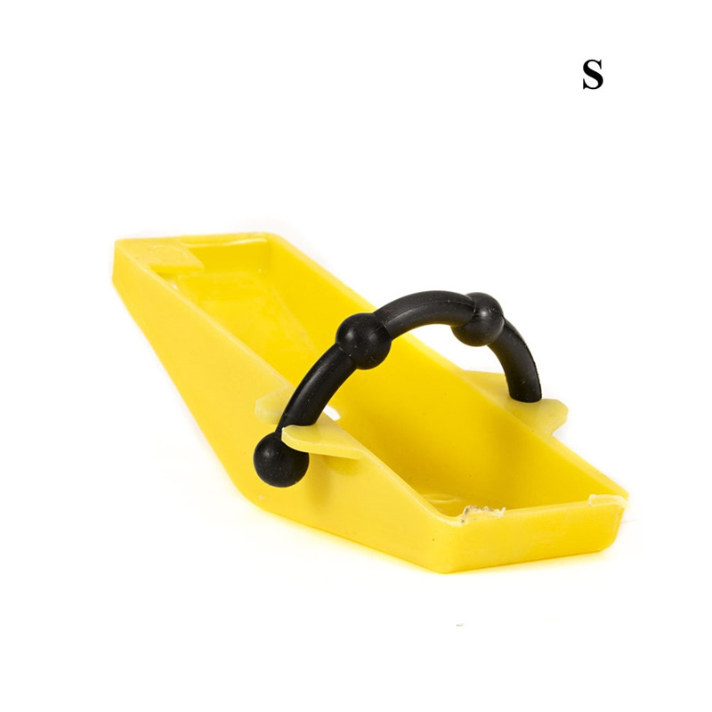 Winter Ice Fishing Hand Spiral Drilling Ice Drill Power Head Covers Portable Fishing Accessories