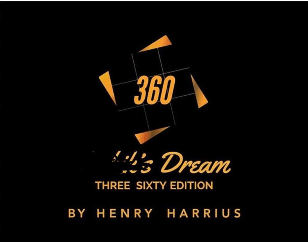 Dream 360 Henry Harrius / RD Cube By Henry Harrius-magic Tricks (not Include Gimmicks)