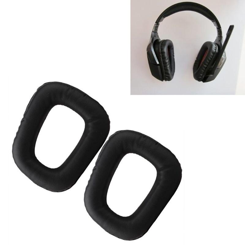 G430 y F450 negro G930 Juego de almohadillas de repuesto para auriculares Logitech G35