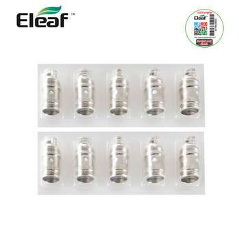 Eleaf – tête d'atomiseur, 0,3 ohm, 0,5 ohm, pour Cigarette électronique iJust S/Melo