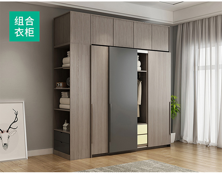 Bedroom Furniture Wardrobe Muebles De Dormitorio мебель шкаф для одежды шкаф Guarda Roupa Closet Armario Ropero اثاث Rangement