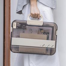 strong Import List strong Przenośne pudełko na dokumenty wysokiej jakości uchwyt Folder organizator biurowy dokument A4 przechowywanie walizka na dokumenty pudełko na dokumenty pudełka na artykuły papiernicze tanie tanio CN (pochodzenie) Z tworzywa sztucznego Ekologiczne Zaopatrzony Japan style Błyszczący Rectangle Urząd organizator other