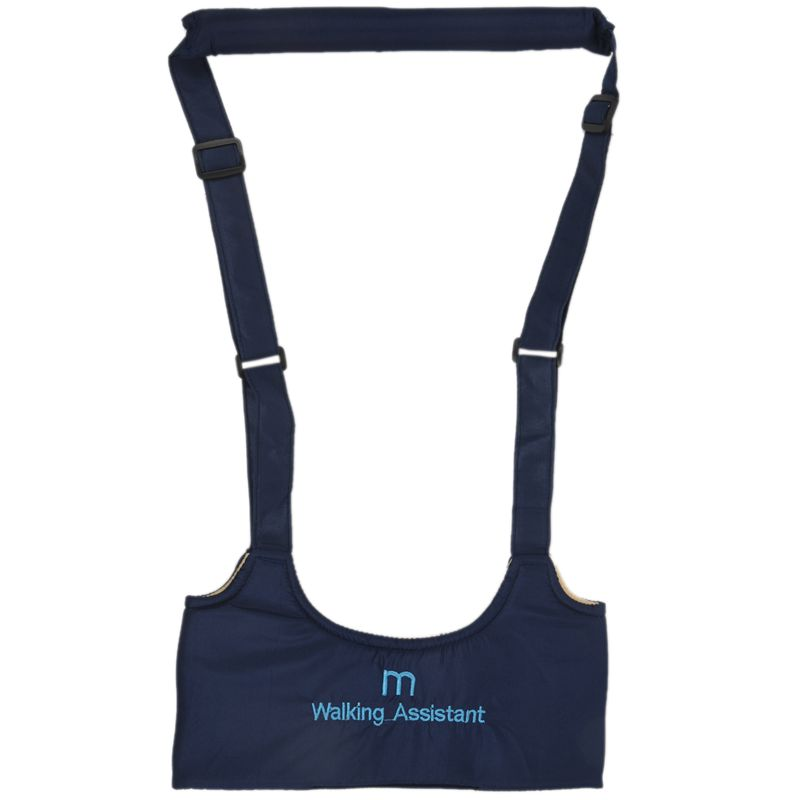 SAFETY HARNESS WITH BRACES FOR CHILDREN CHILDREN LEARN TO WALK NEW Color:Deep-Blue