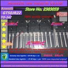 Aoweziic 2020 + 100 новый импортный оригинальный GT50JR22 50JR22 TO 247 IGBT Силовой транзистор 50A 600 в