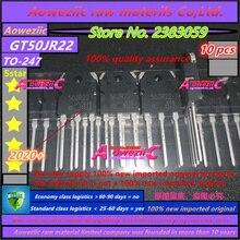 Aoweziic 2020 + 100% neue importiert original GT50JR22 50JR22 ZU 247 IGBT power transistor 50A 600V