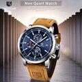 BENYAR 2020 Neue quarz männer uhren Multifunktions sport Armbanduhr herren top marke luxus uhr männer military uhr Reloj hombres