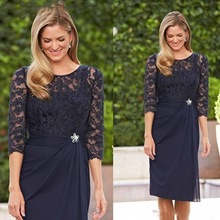 3/4 Sleeves 2019 Mother Of The Bride Dresses