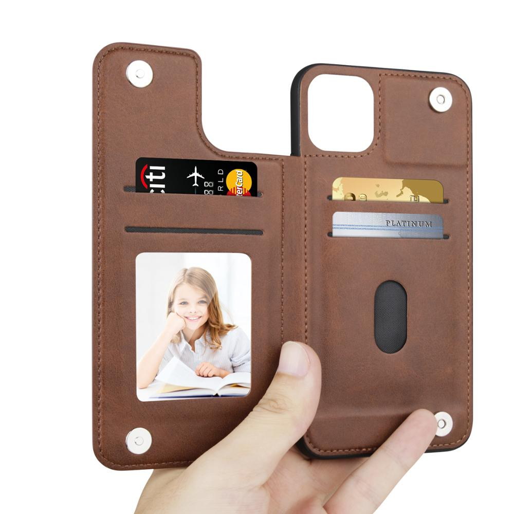 V&K PU Leather Wallet Case for iPhone 11/11 Pro/11 Pro Max 4