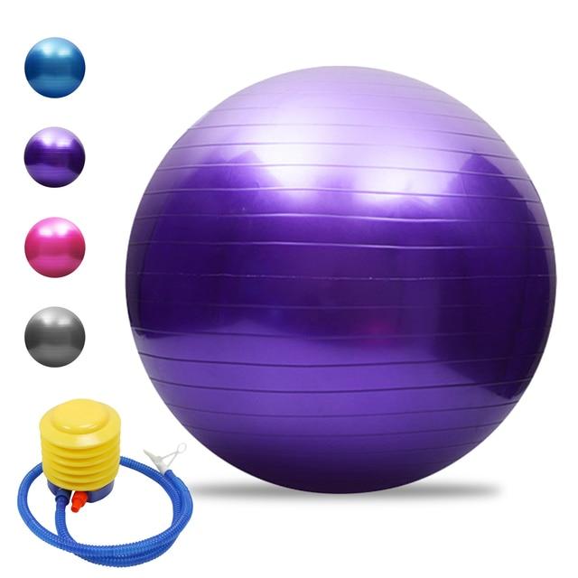 Anti-burst Yoga Ball  4