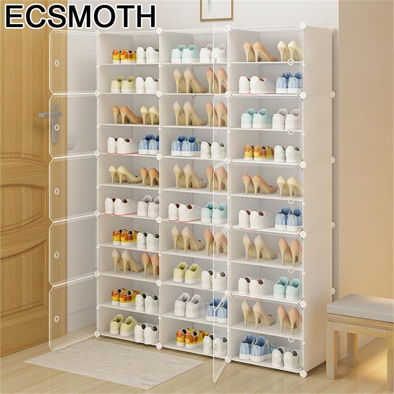 Armario Moveis Placard De Minimalist Szafka Na Buty Rangement Chaussure Mueble Sapateira Furniture Rack Shoes Cabinet