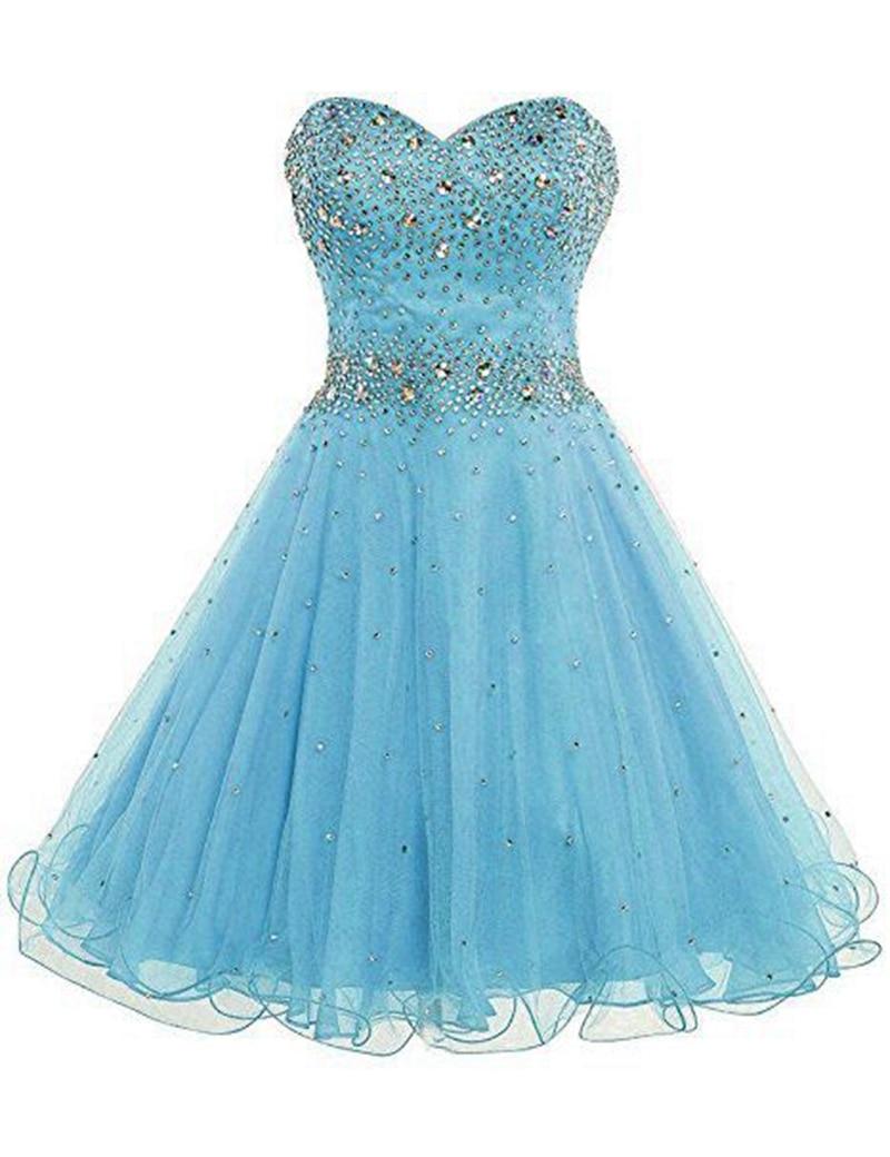 ANGELSBRIDEP-Sparking-Beading-Homecoming-Dress-Vestido-De-Formatura-Curto-Sweetheart-Organza-Short-Graduation-Dresses-Lace-up (4)