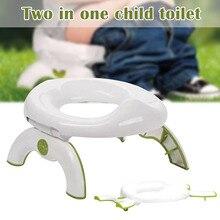2020 Two-In-One Children's Toilet Traveling Children's Potty Stool For Baby Girls Boys