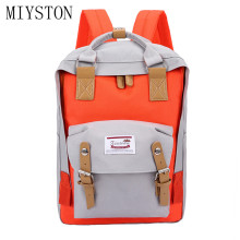 Multifunction Women Backpack High Quality Shoulder Bag Canvas Laptop Teenage School for Womens Girl Boys Travel