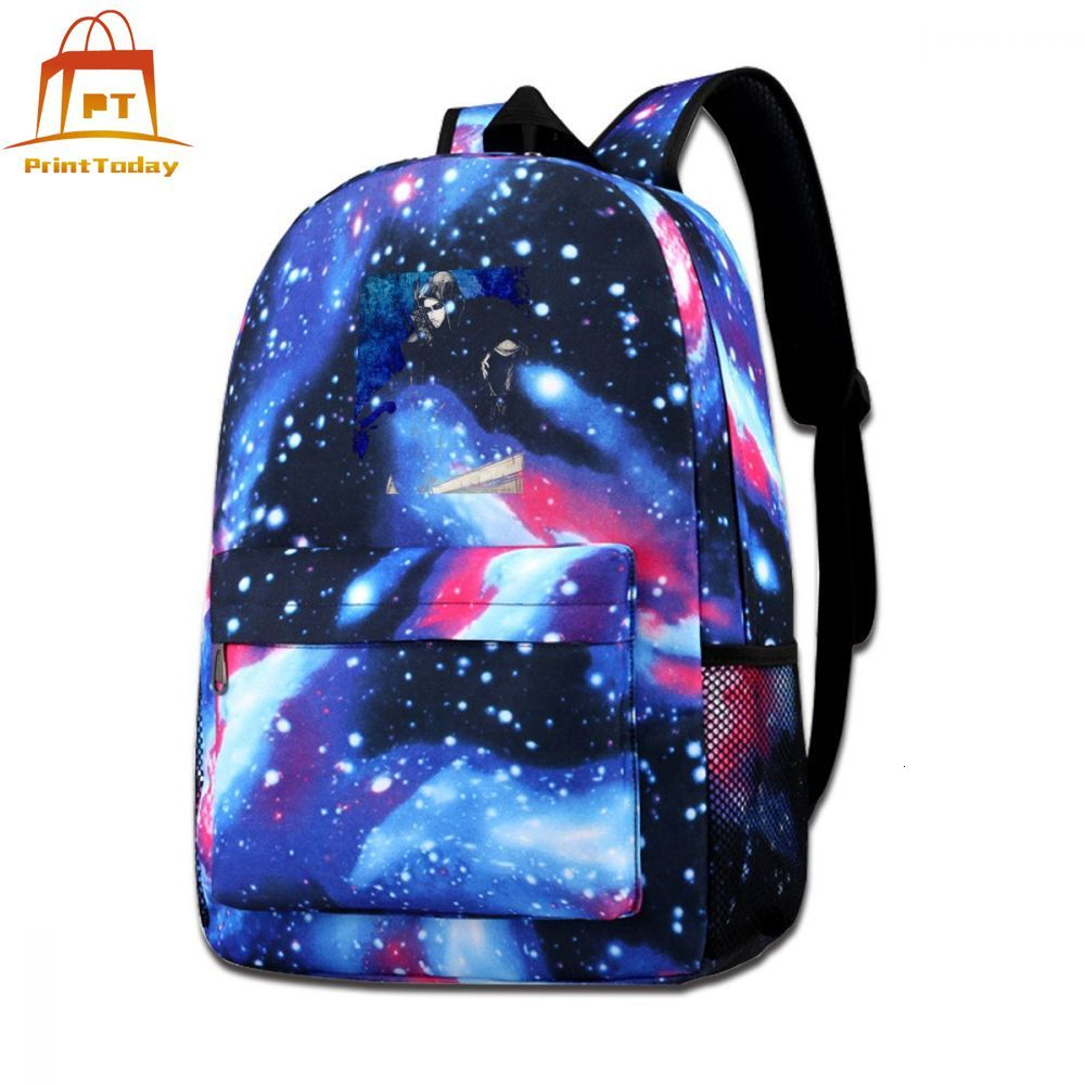 Thief Game Backpack Thief Garrett Backpacks Teen Trend Galaxy Bag Multi Function Sports Pattern High quality Bags image