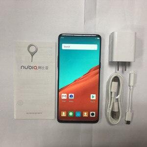 Image 5 - Telefon komórkowy ZTE Nubia X 6GB 64GB Snapdragon 845 octa core 6.26 + 5.1 calowy podwójny ekran 16 + 24MP kamera 3800mAh odcisk palca P