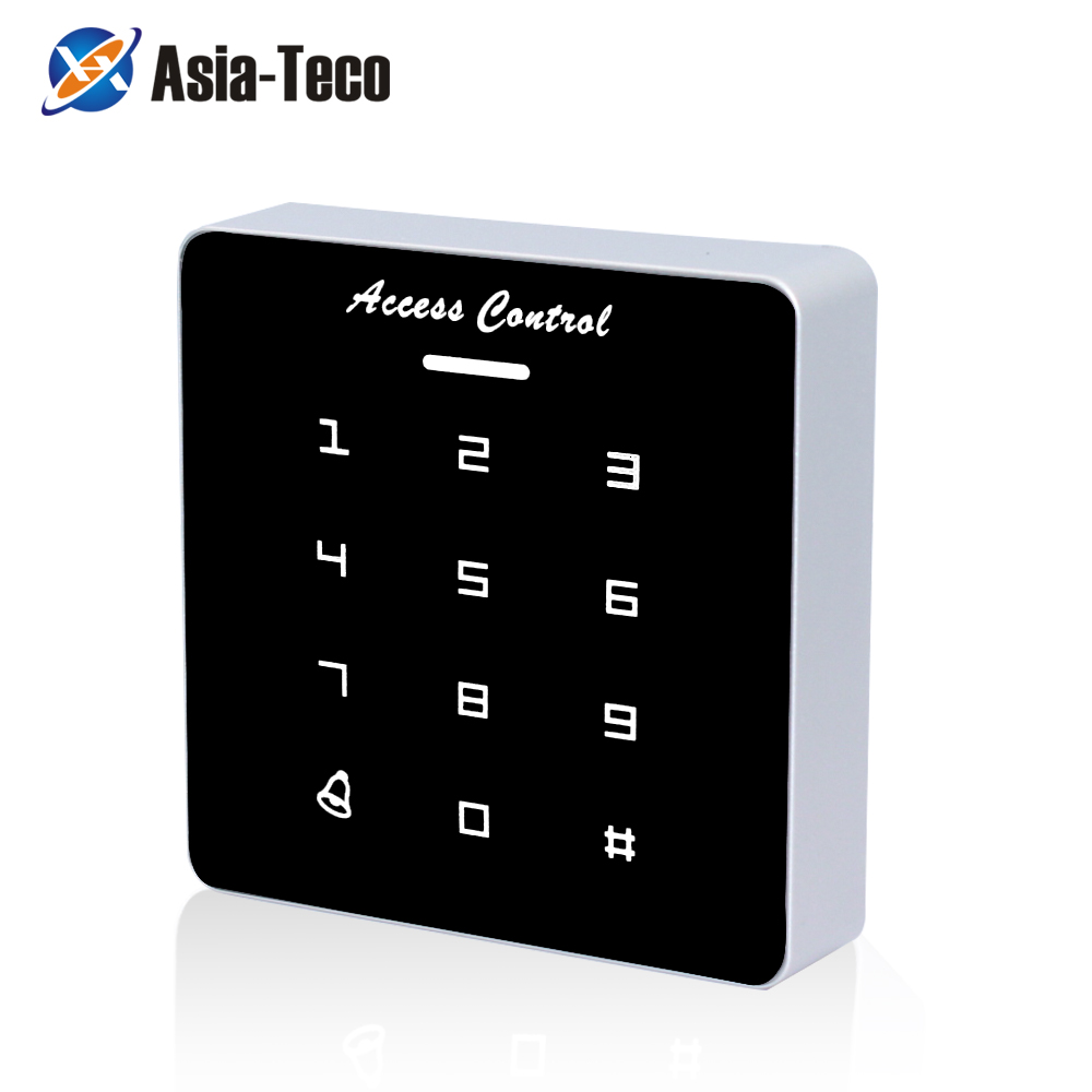 Access Control 1000Users Keypad Digital Panel Card Reader For Door Lock System 125Khz RFID Wiegand 26 34 Output
