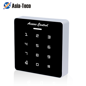 Access Control 1000Users Keypad digital panel Card Reader For Door Lock System 125Khz RFID Wiegand 26 Output цена 2017