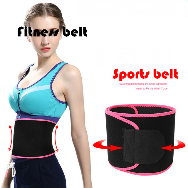 Fitness Belted Belt Keep Warm Yoga Sports Belts For Men Women Sweat Bandage Ladies Waist Belt Designer High Quality Brand Cloth 1