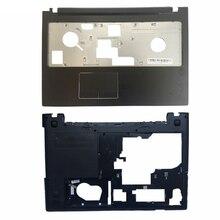 ปก Palmrest 90203887/แล็ปท็อปฐานด้านล่างกรณีฝาครอบสีดำ 6M.4L2CS.002