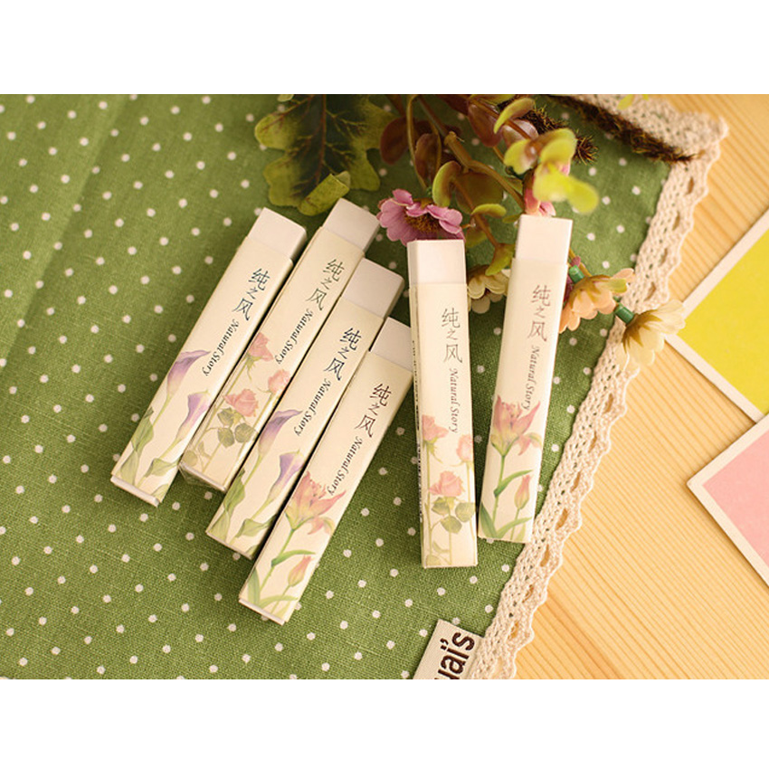 36pcs/set Pure Wind In Korea Eraser-Art Drawing Special Rubber For Students Artist Student Stationery For Kids Rubber