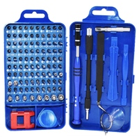 108 In 1 High Precision Screwdriver Set Disassemble For Tablets Phone Computer Watch Mini Electronic Repair Tools Kit|Screwdriver| |  -