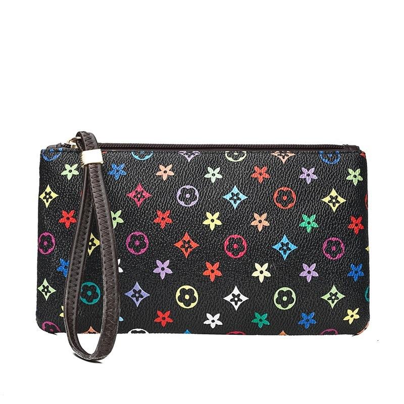 Purse Envelope Handbag Clutch-Bag Wrist Women New-Fashion Evening-Bags Female