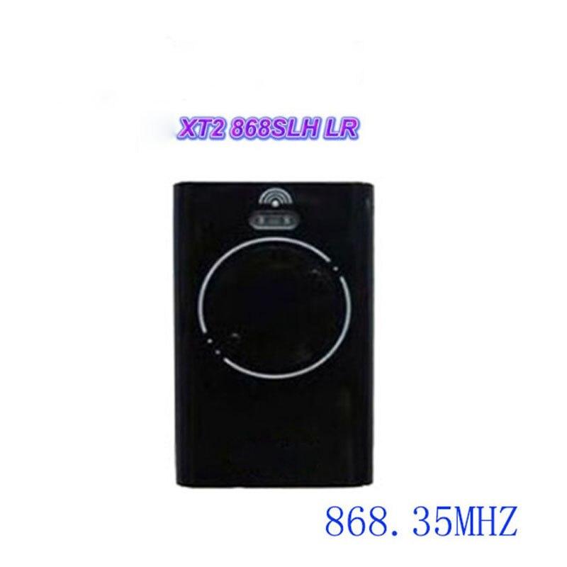 Novo para xt2 868 slh lr controle remoto 868,35mhz rolando controle de rádio remoto para xt2 868 slh, não suporta clonagem
