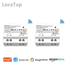 Tuya Smart Life WiFi Switch Module 15A Alexa Echo Google Home Voice Control App Remote Control