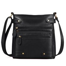 Women Vintage Leather Shoulder Lady Crossbody Bag Tote Messenger Satchel Purse Premium Quality