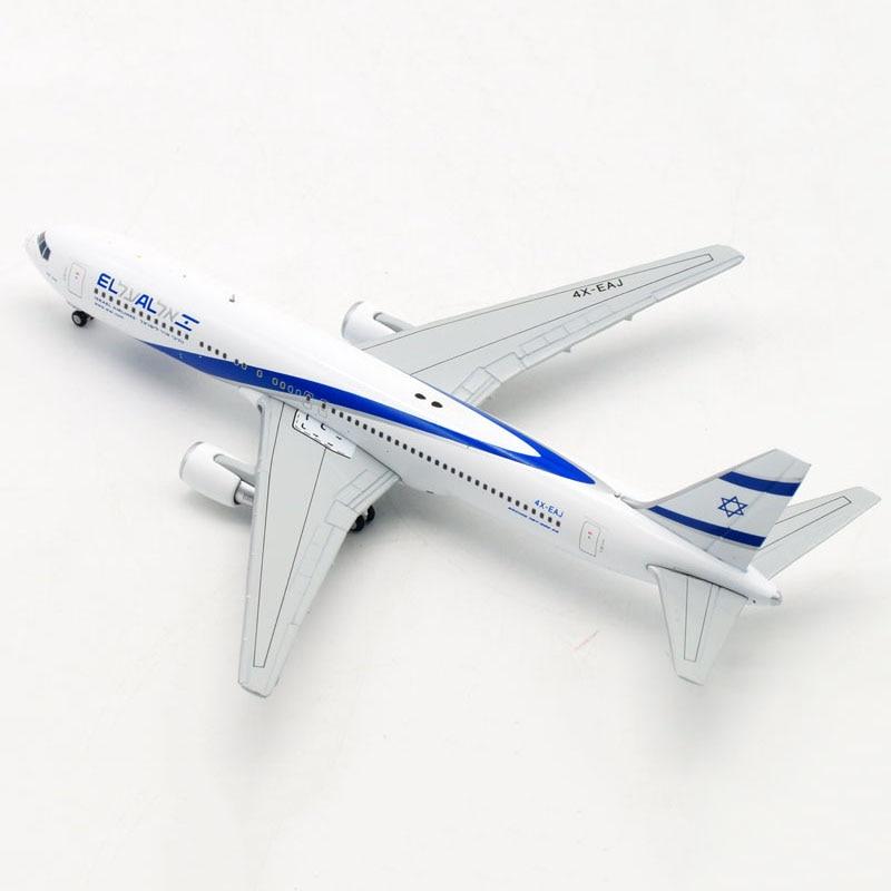 de trem de pouso avião de liga para presente coleções modelo