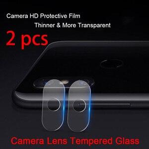 2 sztuk! Szkło hartowane 9H dla Xiaomi Redmi 7 6A 6 Pro 5 Plus osłona obiektywu dla Redmi S2 Pro GO