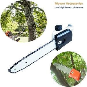 Mais novo alta ramos viu cortador de grama/weeder/hedge acessórios cortador de escova peças 10