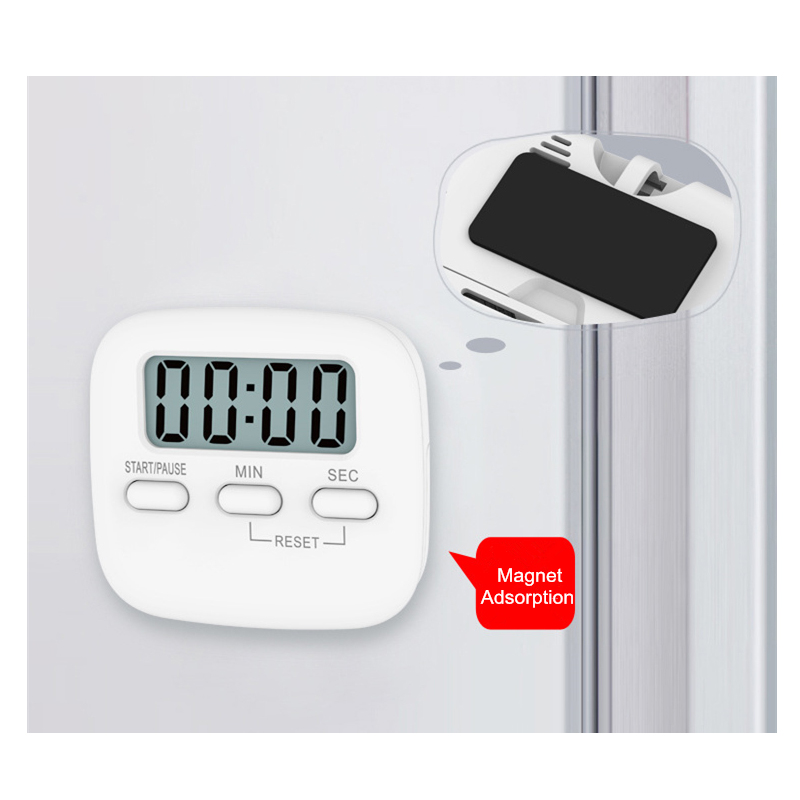 Kitchen Digital Square Timer Kitchen Gadgets Timers CoolTech Gadgets free shipping |Activity trackers, Wireless headphones