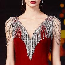 Высококачественное красное вельветовое платье для женщин; Новинка;
