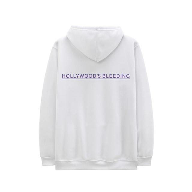 POST MALONE HOLLYWOOD'S BLEEDING HOODIE (20 VARIAN)