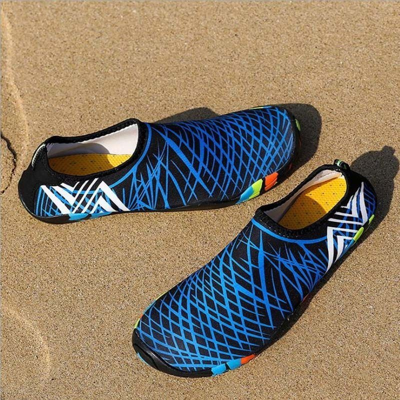 Men Women  Aqua Shoes Sneakers Quick Dry Swimming Footwear Unisex Outdoor Breathable Upstream Beach Shoes 17