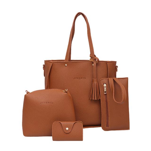 Women's 4 Piece/Set  Shoulder Bags