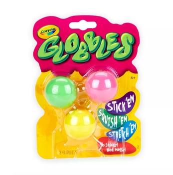 3ct Globbles, Fidget Toy para niños decoraciones de halloween para el hogar...