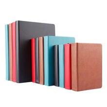 Super grosso 660 páginas caderno em branco páginas 80 gsm diário planejador escritório para material escolar papelaria bala sketchbook diário