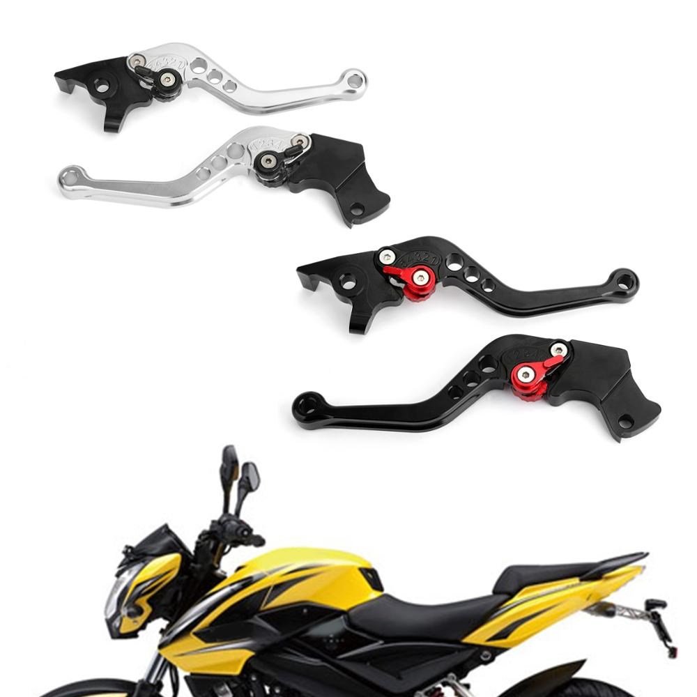 Artudatech For MODENAS <font><b>PULSAR</b></font> <font><b>NS</b></font> <font><b>200</b></font> RS <font><b>200</b></font> CNC Motorcycle Brake Clutch <font><b>Levers</b></font> Motorbike Accessories Parts image