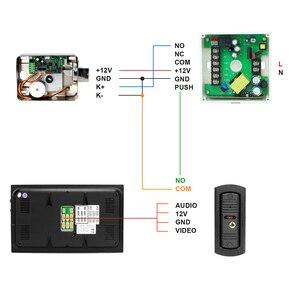 Image 5 - Homefongประตูล็อคอิเล็กทรอนิกส์สำหรับVideo Intercomสนับสนุนวิดีโอประตูโทรศัพท์รีโมทบ้านประตูAccess Control Securityระบบ