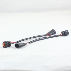 2PCS ballast power plug wire harness wires for Matsushita gen3 gen 4 ballasts