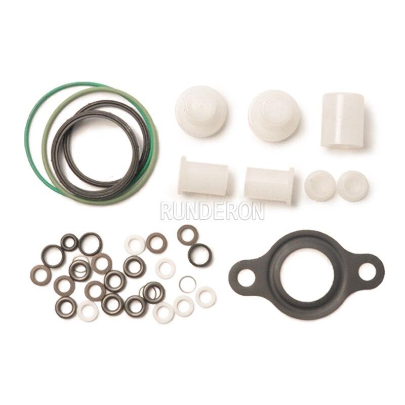 RUNDERON F01M101455 CP1 Kit de réparation de révision de pompe avec joint complet joint torique cale de joint pièces de rechange du système de carburant à rampe commune