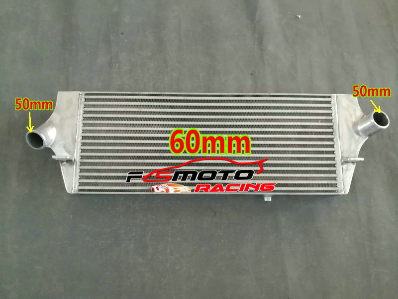 """2/"""" 50mm ALLOY FRONT MOUNT INTERCOOLER FMIC PIPE KIT FOR FORD MONDEO FIESTA RS ST"""