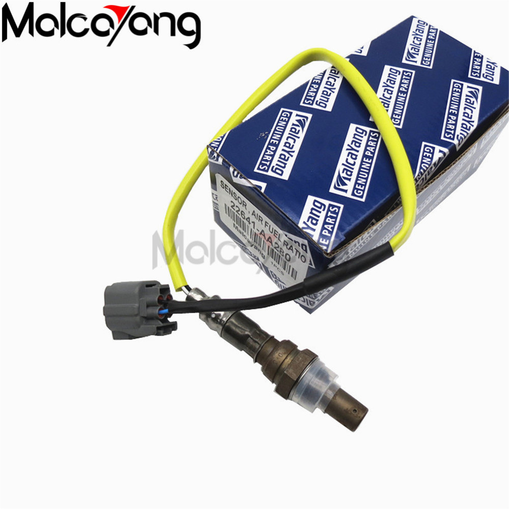 Oxygen Sensor Air Fuel Ratio Sensor 22641-AA280 22641AA280 For Forester Impreza Liberty Outback High Quality