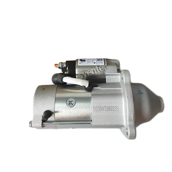 fast shipping starting motor qd1332d 12v 12 teeth diesel engine zs1110 s1110 a suit for changchai changfa and chinese brand Foton ISF2.8 engine 12V 2.5KW 10 Teeth starter motor 5363153