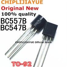 25pcs Transistor BC547 BC557B TO-92 Original Chipset And IC New 25pair Each