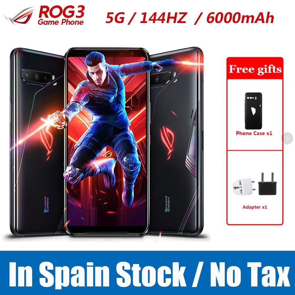 Original nuevo Asus ROG 3 ZS661KS 5G de teléfono 6,59
