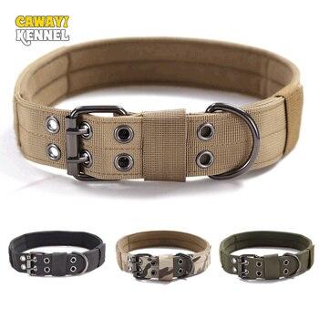 Large Pet Dog Nylon Collar
